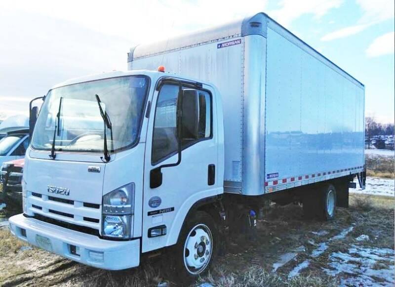 2015 Isuzu NRR for sale at Trucksmart Isuzu in Morrisville PA