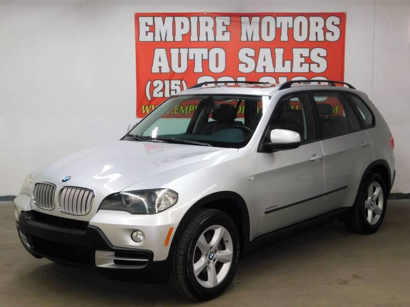 2009 BMW X5 for sale at EMPIRE MOTORS AUTO SALES in Philadelphia PA