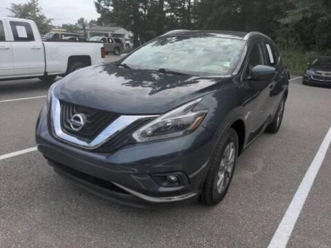 2018 Nissan Murano for sale at Strosnider Chevrolet in Hopewell VA