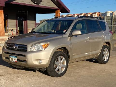 2007 Toyota RAV4 for sale at Affordable Auto Sales in Cambridge MN