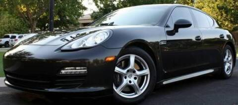 2012 Porsche Panamera for sale at Classic Car Deals in Cadillac MI