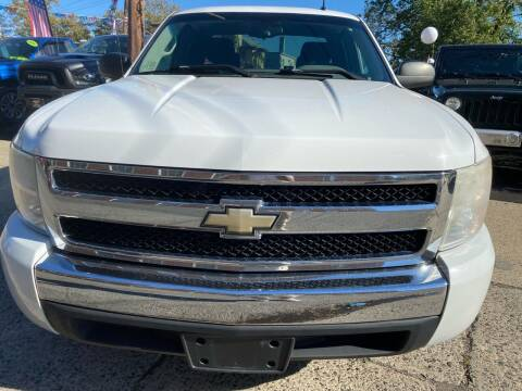 2007 Chevrolet Silverado 1500 for sale at Best Cars R Us in Plainfield NJ