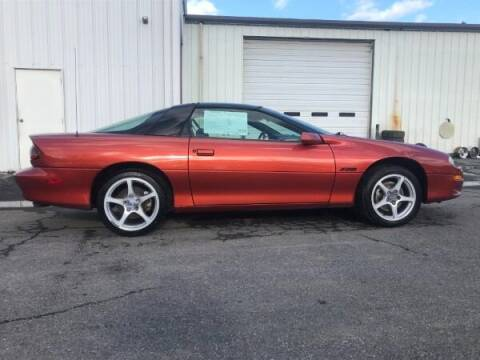 2002 Chevrolet Camaro for sale at BARD'S AUTO SALES in Needmore PA