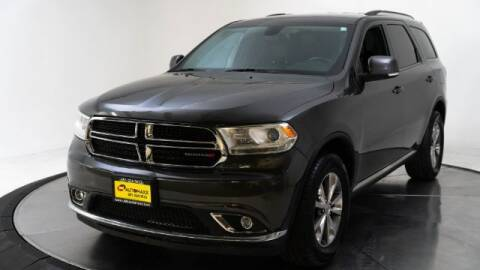 2015 Dodge Durango for sale at AUTOMAXX MAIN in Orem UT
