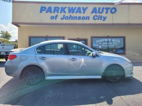 2013 Subaru Legacy for sale at PARKWAY AUTO SALES OF BRISTOL - PARKWAY AUTO JOHNSON CITY in Johnson City TN