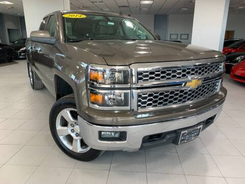 2014 Chevrolet Silverado 1500 for sale at Auto Mall of Springfield in Springfield IL