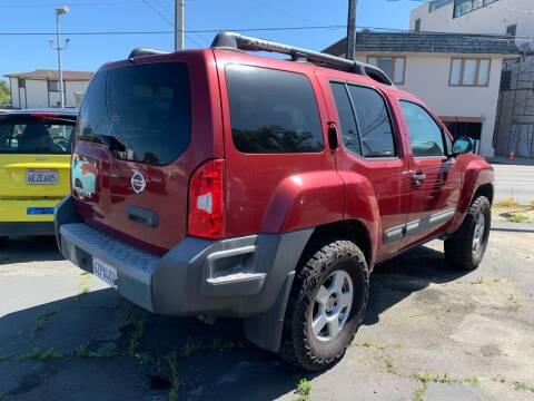 2006 Nissan Xterra for sale at Dodi Auto Sales in Monterey CA