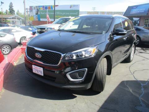 2016 Kia Sorento for sale at Quick Auto Sales in Modesto CA