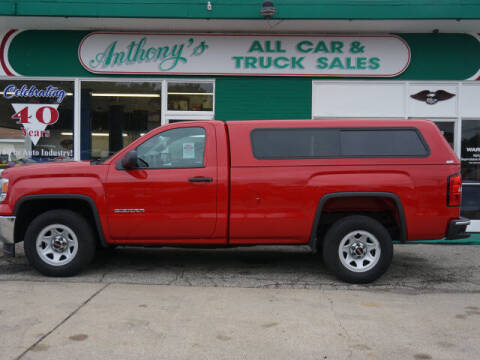 2014 GMC Sierra 1500 for sale at Anthony's All Cars & Truck Sales in Dearborn Heights MI