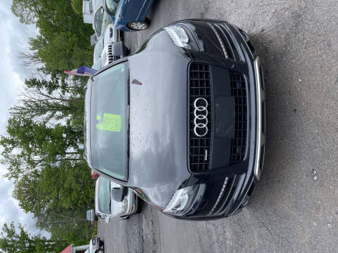 2015 Audi Q7 for sale at Advantage Auto Sales in Johnstown PA