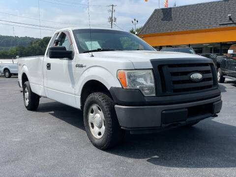 2009 Ford F-150 for sale at Ole Ben Franklin Motors Clinton Highway in Knoxville TN