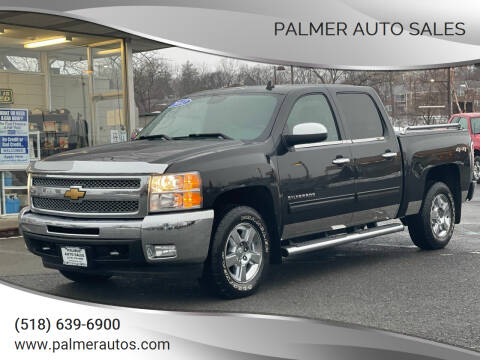2012 Chevrolet Silverado 1500 for sale at Palmer Auto Sales in Menands NY