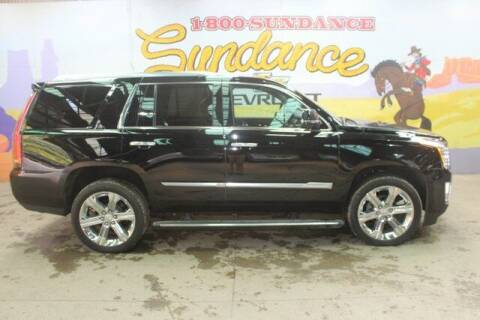 2019 Cadillac Escalade for sale at Sundance Chevrolet in Grand Ledge MI