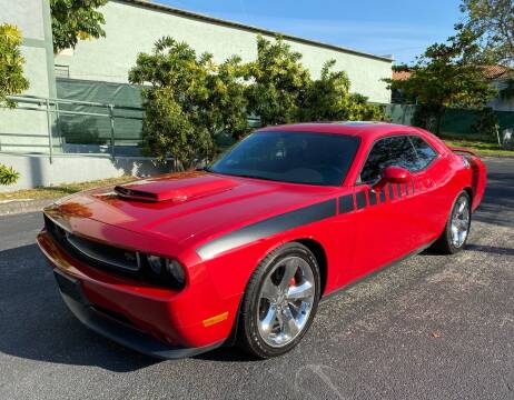 2012 Dodge Challenger for sale at Meru Motors in Hollywood FL