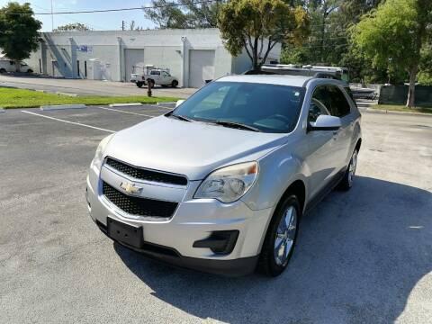 2013 Chevrolet Equinox for sale at Best Price Car Dealer in Hallandale Beach FL