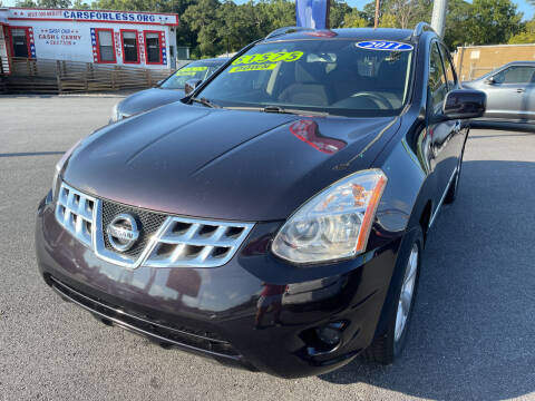 2011 Nissan Rogue for sale at Cars for Less in Phenix City AL