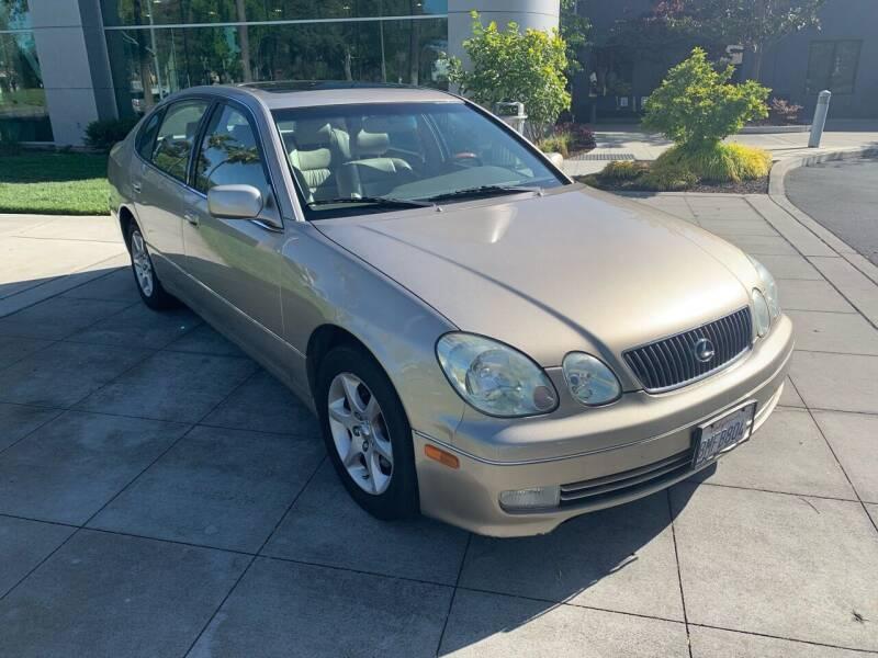 2001 Lexus GS 430 for sale at Top Motors in San Jose CA