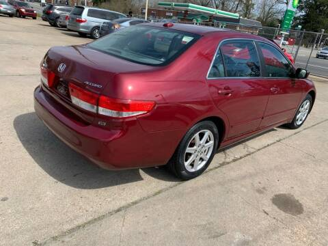 2004 Honda Accord for sale at Whites Auto Sales in Portsmouth VA