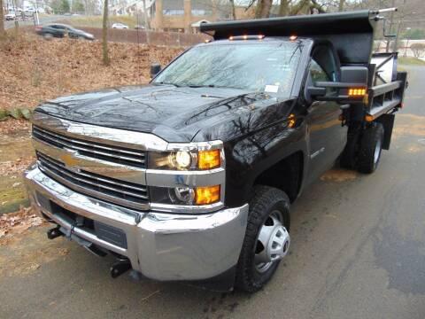 2016 Chevrolet Silverado 3500HD for sale at LA Motors in Waterbury CT