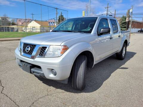 2013 Nissan Frontier for sale at Millennium Auto Group in Lodi NJ