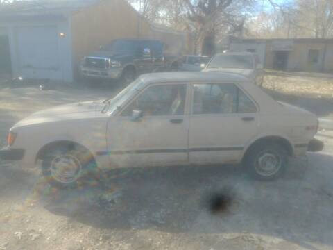 1982 Toyota Tercel for sale at D & D Auto Sales in Topeka KS