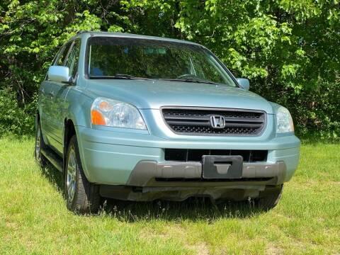 2003 Honda Pilot for sale at Choice Motor Car in Plainville CT