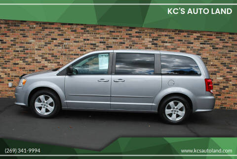2014 Dodge Grand Caravan for sale at KC'S Auto Land in Kalamazoo MI