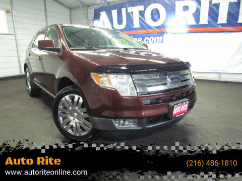 2010 Ford Edge for sale at Auto Rite in Cleveland OH