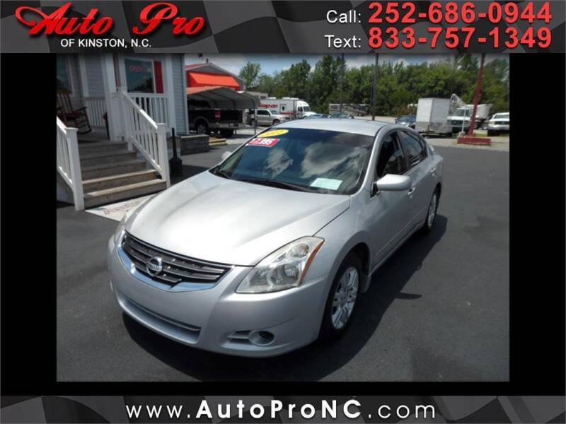 2012 Nissan Altima for sale in Kinston, NC