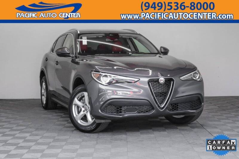 2020 Alfa Romeo Stelvio for sale in Costa Mesa, CA