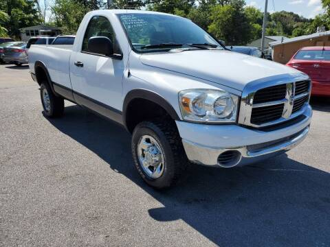 2007 Dodge Ram Pickup 2500 for sale at DISCOUNT AUTO SALES in Johnson City TN