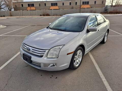 2006 Ford Fusion for sale at ALL ACCESS AUTO in Murray UT