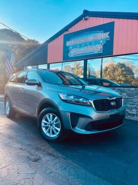 2019 Kia Sorento for sale at Harborcreek Auto Gallery in Harborcreek PA