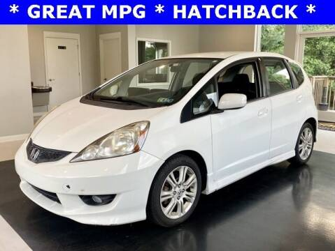 2010 Honda Fit for sale at Ron's Automotive in Manchester MD