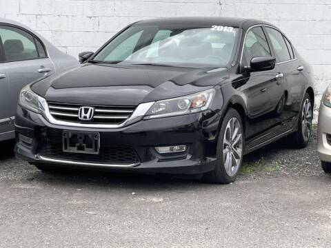 2013 Honda Accord for sale at My Car Auto Sales in Lakewood NJ