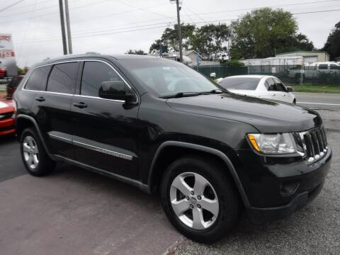 2011 Jeep Grand Cherokee for sale at LEGACY MOTORS INC in New Port Richey FL