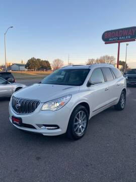 2013 Buick Enclave for sale at Broadway Auto Sales in South Sioux City NE