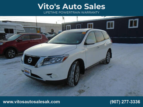 2014 Nissan Pathfinder for sale at Vito's Auto Sales in Anchorage AK