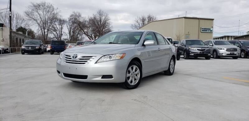 2007 Toyota Camry for sale at D&C Motor Company LLC in Merriam KS