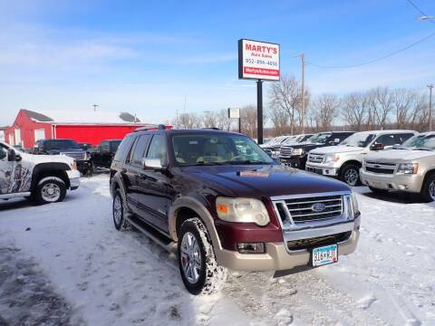 2006 Ford Explorer for sale at Marty's Auto Sales in Savage MN