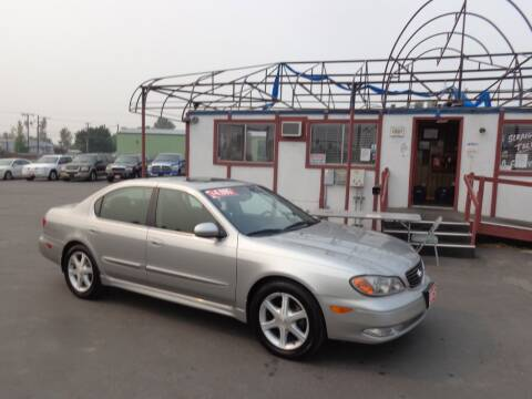 2004 Infiniti I35 for sale at Jim's Cars by Priced-Rite Auto Sales in Missoula MT
