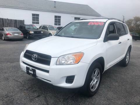 2012 Toyota RAV4 for sale at MBM Auto Sales and Service in East Sandwich MA