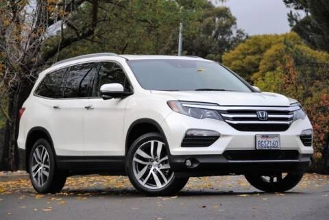 2017 Honda Pilot for sale at VSTAR in Walnut Creek CA