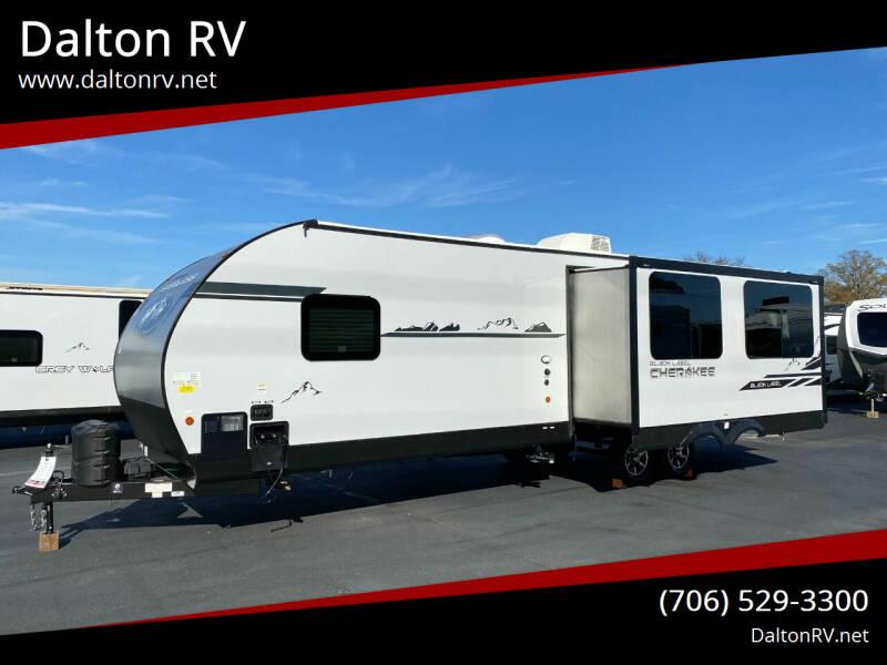 2021 Forest River Cherokee 274RKBL for sale at Dalton RV in Dalton GA