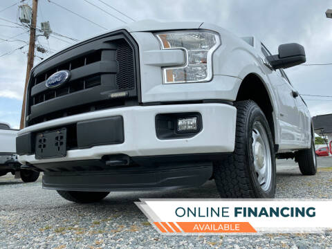 2016 Ford F-150 for sale at Prime One Inc in Walkertown NC