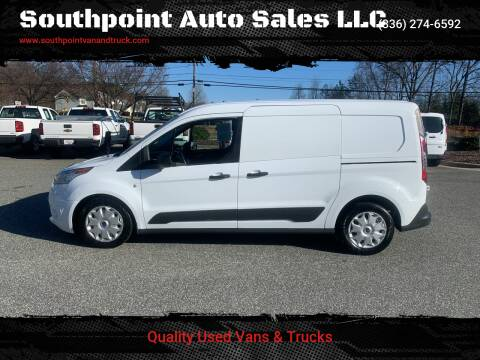 2014 Ford Transit Connect Cargo for sale at Southpoint Auto Sales LLC in Greensboro NC