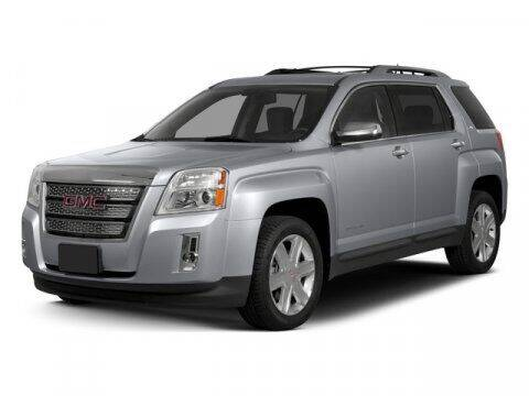 2015 GMC Terrain for sale at Suburban Chevrolet in Claremore OK