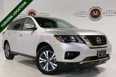 2019 Nissan Pathfinder for sale at Unlimited Motors in Fishers IN