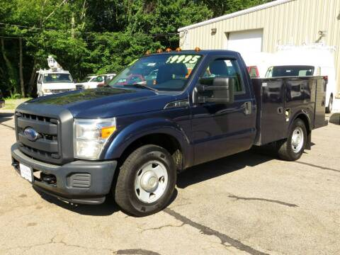 2013 Ford F-250 Super Duty for sale at Auto Towne in Abington MA