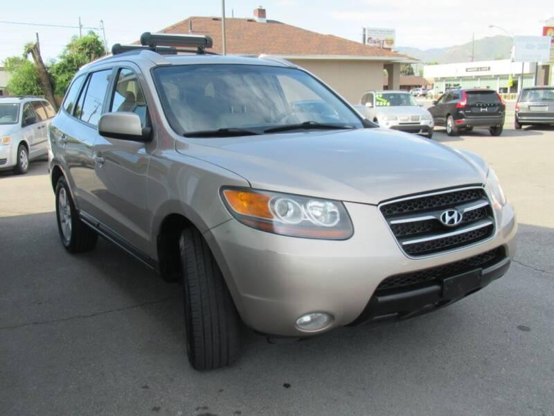 2007 Hyundai Santa Fe for sale at Crown Auto in South Salt Lake City UT